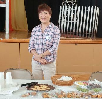 Amy Yang - Volunteer